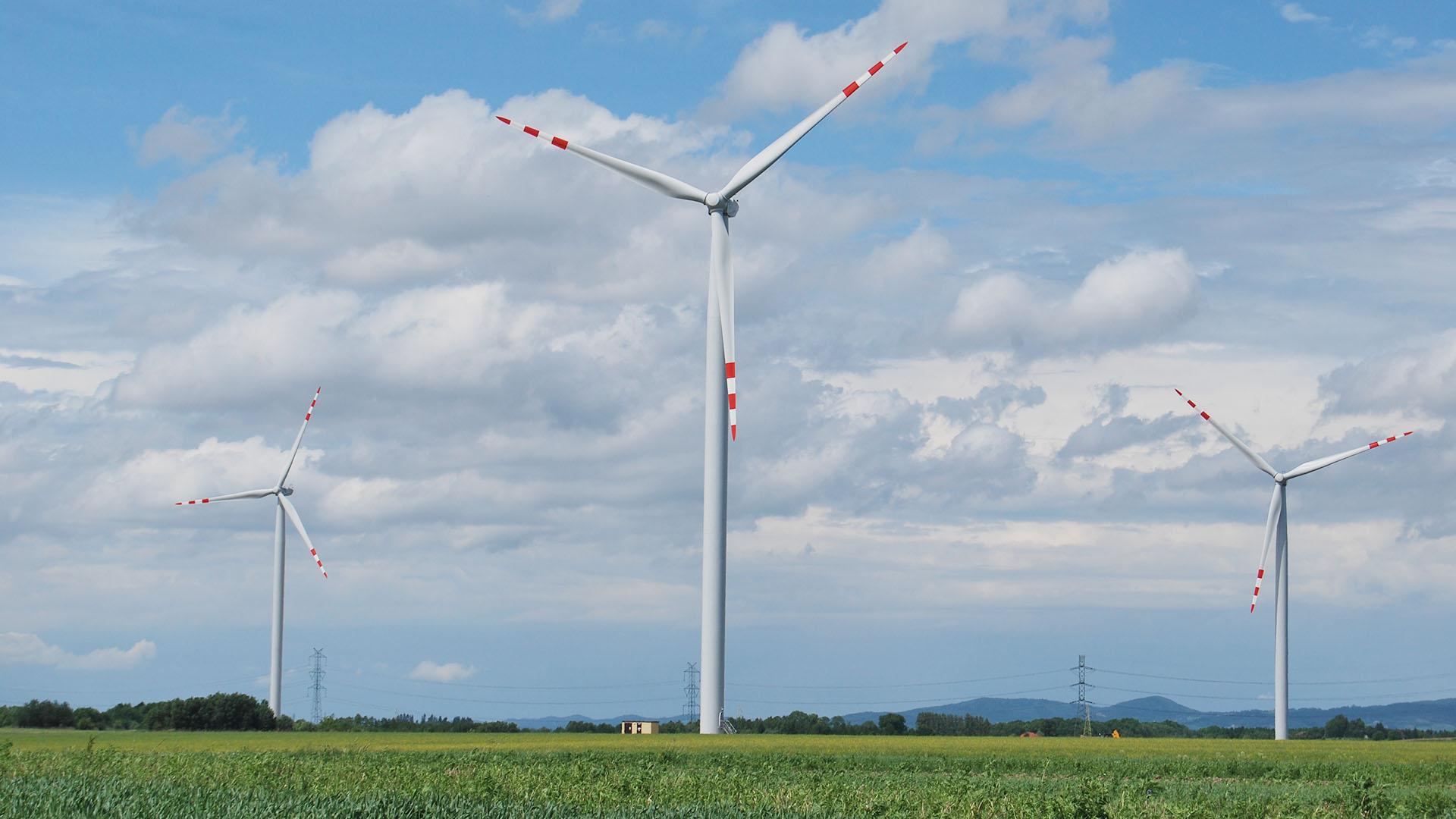 Rymanów Wind Farm