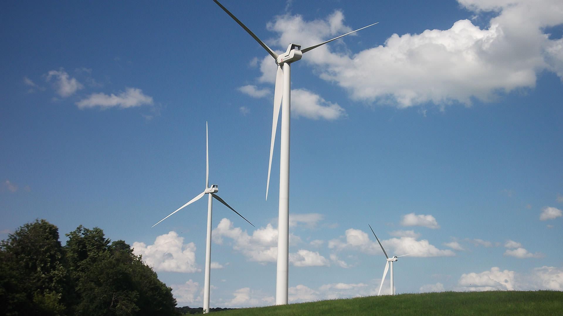 Albesti Wind Farm